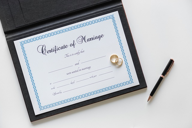 Banns of Marriage – 18th April, 2021