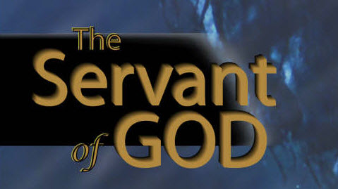 The Servant in Whom God is Glorified