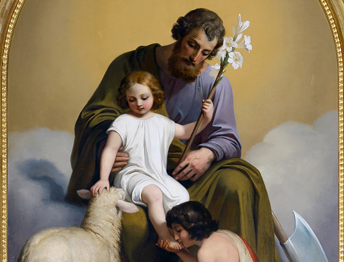Pope Francis Proclaims 2021 Year of St. Joseph